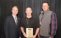 Leo Journagan Paving Awards Republic Road City of Springfield
