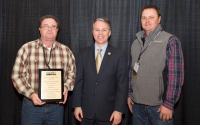 Leo Journagan Paving Awards Republic Road
