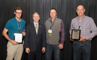 Ideker Inc. Paving Awards