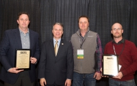 Ideker Inc. Paving Awards 2