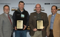 MAPA Paving Awards Capital Paving and Construction Columbia Honda