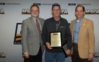 MAPA Paving Awards Capital Paving and Construction Storage Marts
