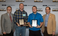MAPA Paving Awards Chester Bross Primary Route Greater Than 50,000 Tons I-64