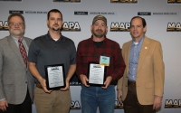 MAPA Paving Awards Pace Construction Bill Memorial Airport