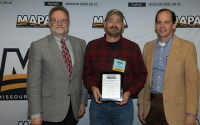 MAPA Paving Awards Pace Construction West Plains High School