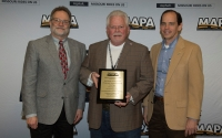 MAPA Paving Award Leo Journagan, Inc. Private and Commercial