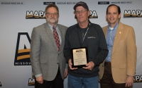 MAPA Paving Awards Capital Paving and Construction Legends Parking Lot