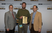 MAPA Paving Awards Ideker, Inc. KC Airport