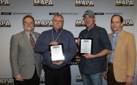 MAPA Paving Awards Ideker, Inc. Logevity Route 69