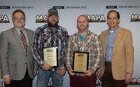 MAPA Paving Awards N.B. West Contracting Primary Route Less Than 50,000 Tons I-44