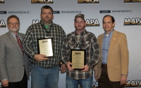 MAPA Paving Awards Pace Construction Overlay Route 17
