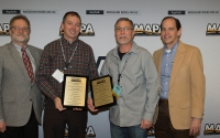 MAPA Paving Awards Pace Construction Primary Route Greater Than 50,000 Tons Route 63