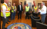 Lt. Governor Mike Parsons Meeting