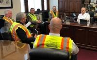 Senator Doug Libla Meeting